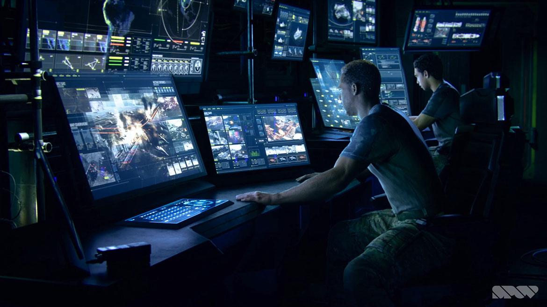 Call Of Duty Advanced Warfare Ui By Spov